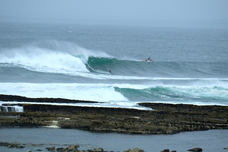 Mullaghmore tow in