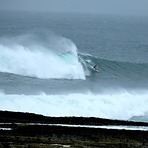 Tow in, Mullaghmore