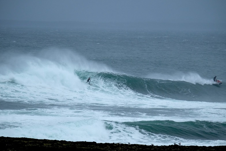 Offshore day, Mullaghmore