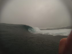 south west wave, Buma photo