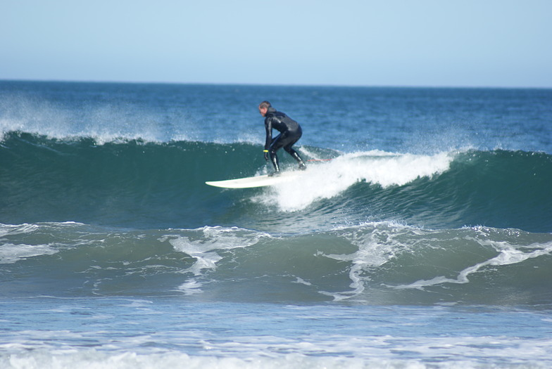 Surfing Longboard, Crescent