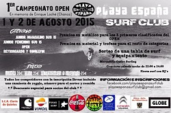 open, Playa de Espana photo