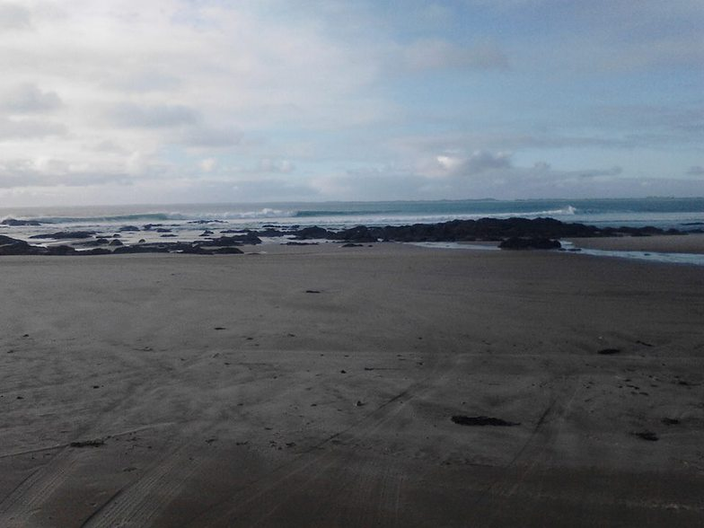 Winters Day, Shipwrecks Bay-Peaks