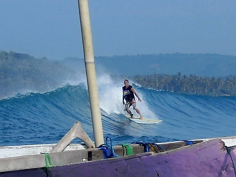 Bali Bruce, Gerpuk Bay - Inside Gerpuk