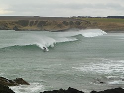 Suds Surf School - fun day at Sandend, Sandend Bay photo