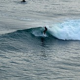 Small summer swell, Petes Reef