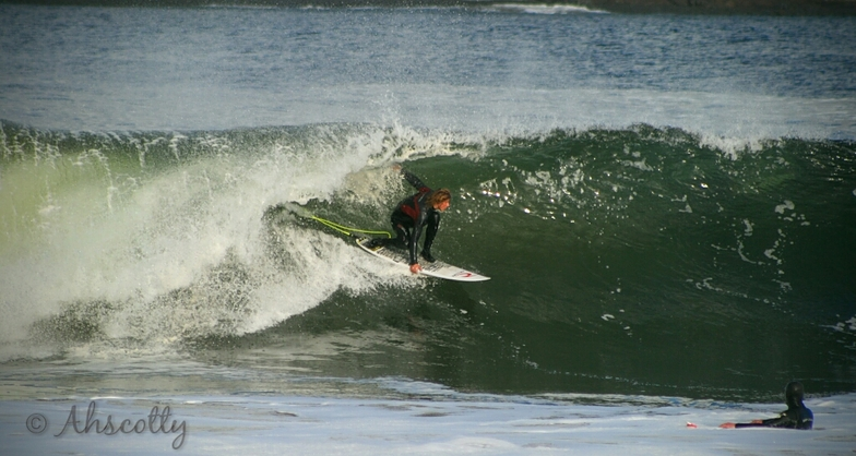 Charging, The Wedge
