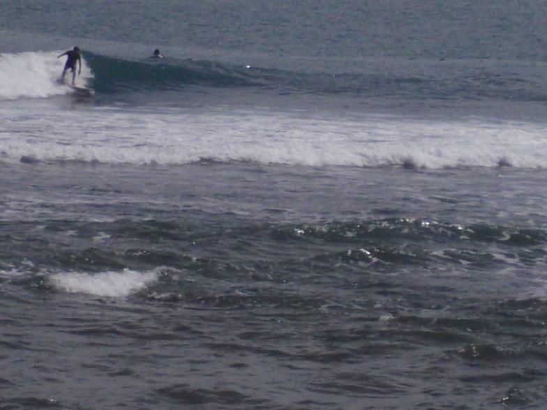 small wave, Pirates Cove
