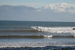 Annascaul low tide, Annascaul Rivermouth photo