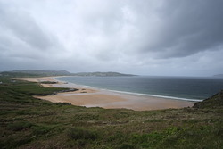 Portsalon Bay from Ballymastocker, Portsalon Beach photo