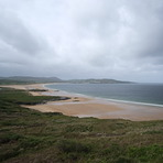Portsalon Bay from Ballymastocker, Portsalon Beach