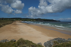 Dreamy Culdaff Beach photo