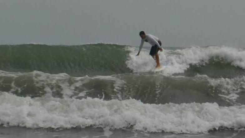 Vladimir Quijada, Playa Copey
