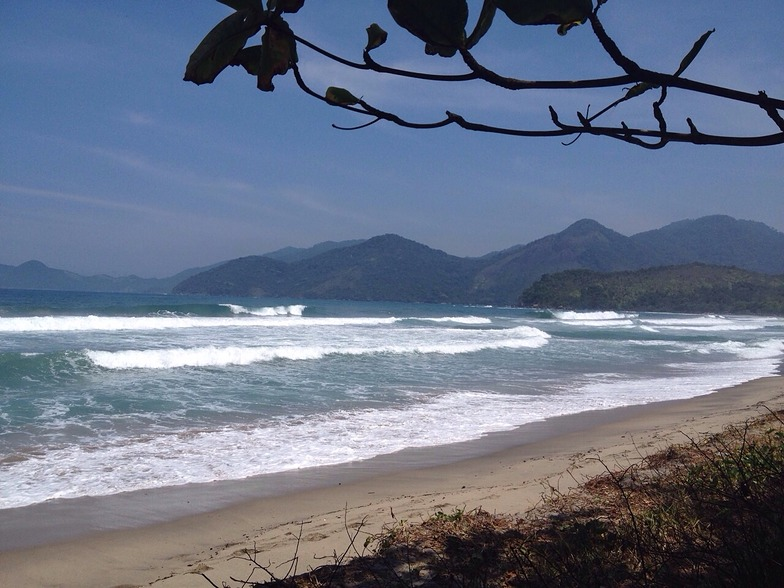 Praia dos Castelhanos (Ilha Bela)