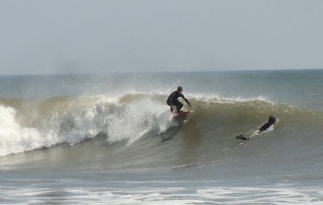Big one, Ocean City