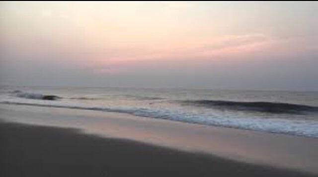 Morning Waves, Ocean City