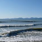 Ruby  Bay Glassy Waves, Ruby Bay