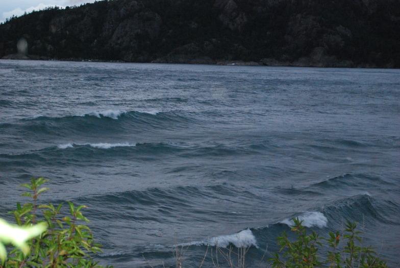 Alona Bay, Lake Superior
