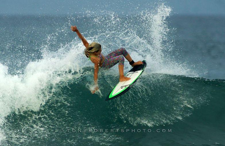 Samantha Sibley, Playa Negra
