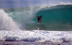 Kalbarri Surfer, Jakes photo