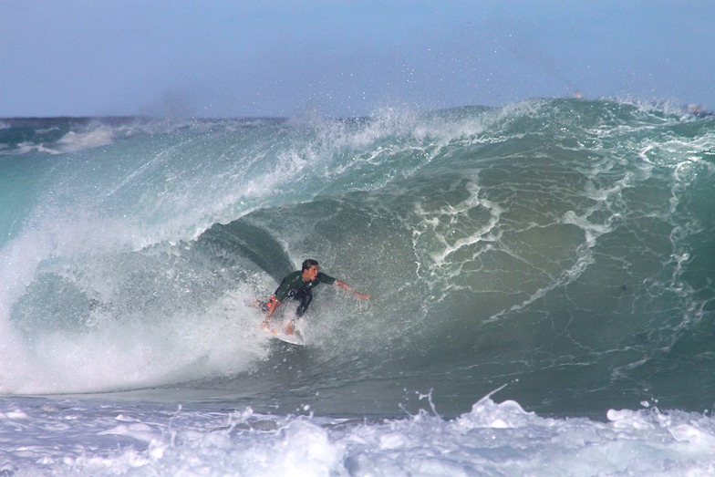 julian wilson at mckenzies bay