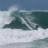 Padlel surf in Hossegor, Hossegor - La Centrale