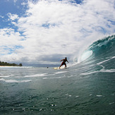 Cadiz Surf Center, Rider:Jacob, Log Cabins