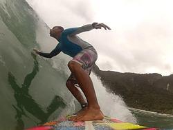 Dia bom de ondas, Prainha photo