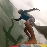 Dia bom de ondas, Prainha