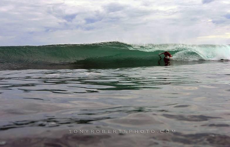 Tube Time, Playa Negra