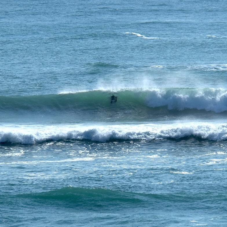 Set Wave, Wharariki Beach
