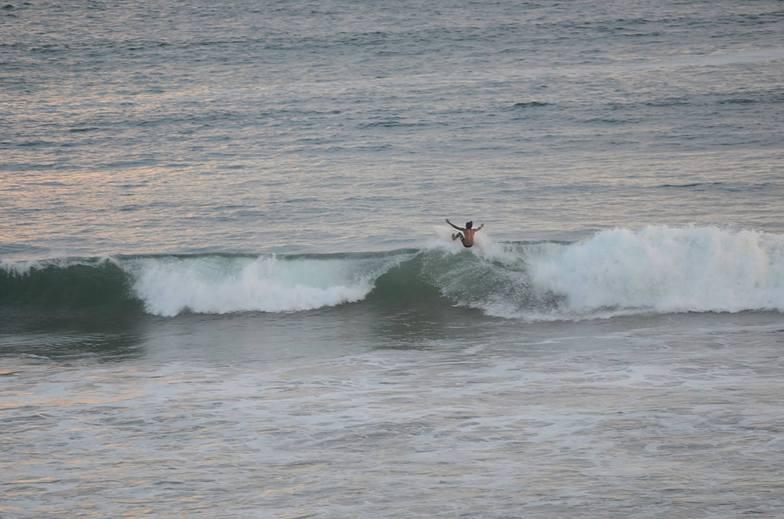Surfer Riz, Dewata