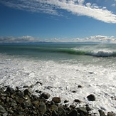 Short Period swell, The Glen