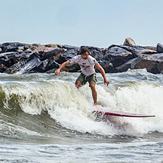 ECSC 2015: Saturday Long Board, Virginia Beach