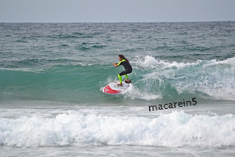 Padel surf, Ajo