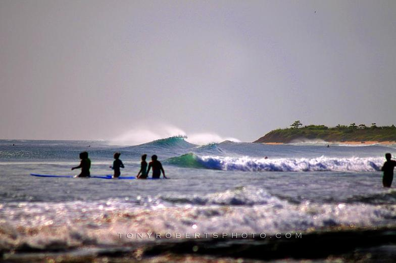 Learning To Surf, Playa Negra