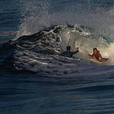 Surfing & Shooting, Newport Beach