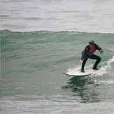 A good day to surf in Lima Perú, Pampilla