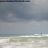 Happy Surfing Rayong Everyone., Rayong Mae Ramphung Beach