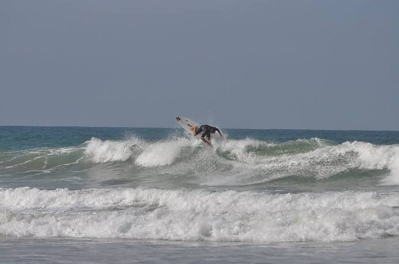Cadiz Surf Center, Rider:Jacob, Playa El Palmar