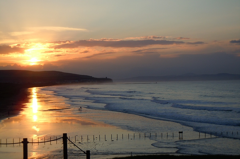 Portstewart Strand - sunset