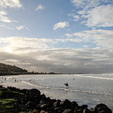 Sumner Beach, Sumner Bar