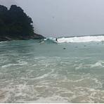 South Patong beach