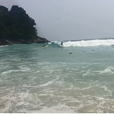 South Patong beach