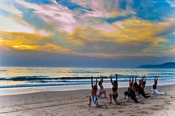 Surf Berbere Taghazout Morocco, Panoramas photo