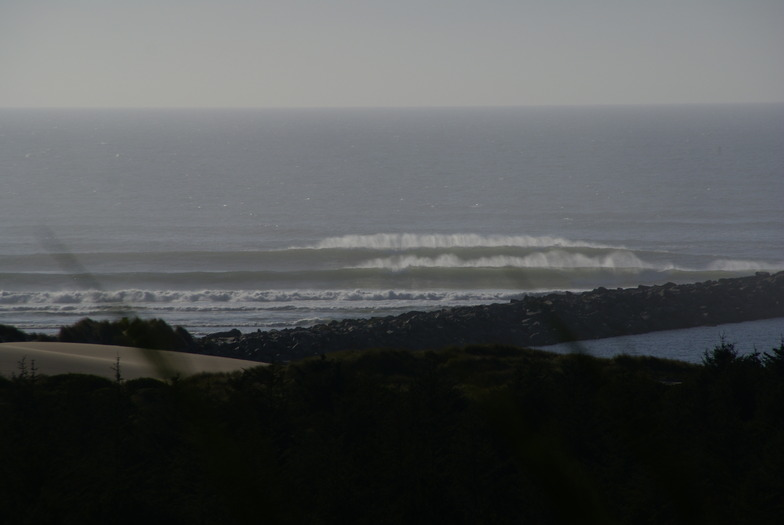 Double Overhead, Winchesteer Bay/Umpqua Jetty