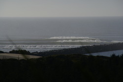 Double Overhead, Winchesteer Bay/Umpqua Jetty photo