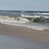 Effect from Hurricane Igor, Jones Beach State Park
