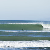 Rolling in . . ., South Beach (Wanganui)