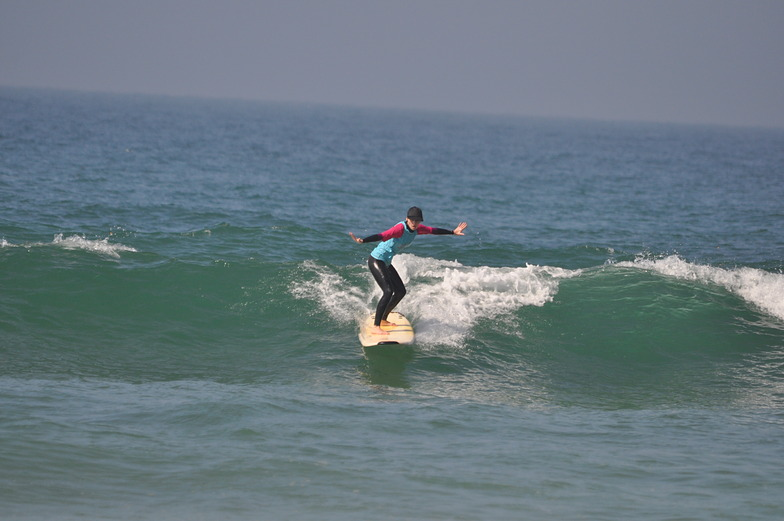 surf school morocco, Devil's Rock